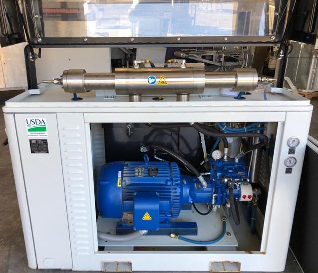 Image KMT Water Jet Food Cutting Machine - Model Streamline SLV-50 PL 1472514