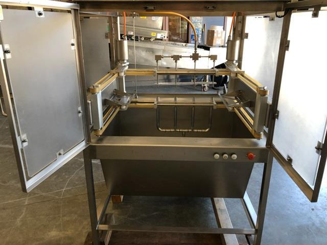 Image KMT Water Jet Food Cutting Machine - Model Streamline SLV-50 PL 1472500