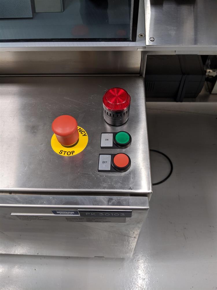 Image Automatic Syringe Inspection Machine 1472838