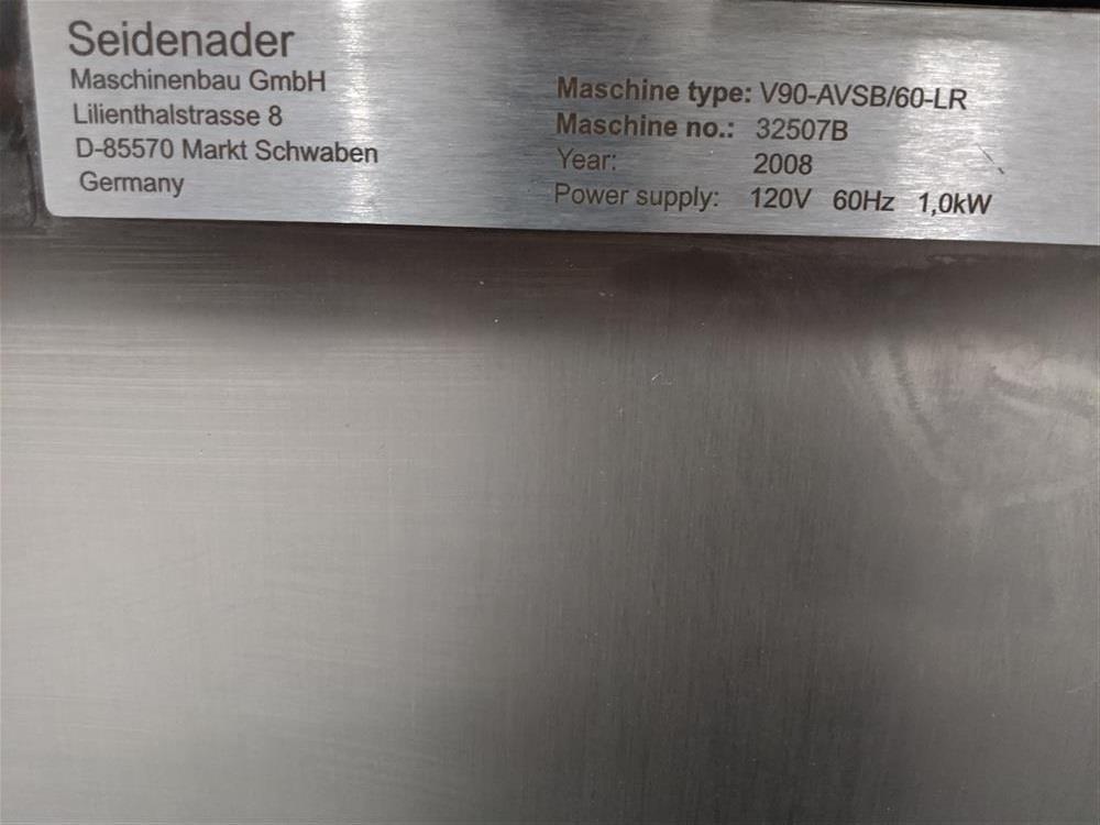 Image Automatic Syringe Inspection Machine 1472857