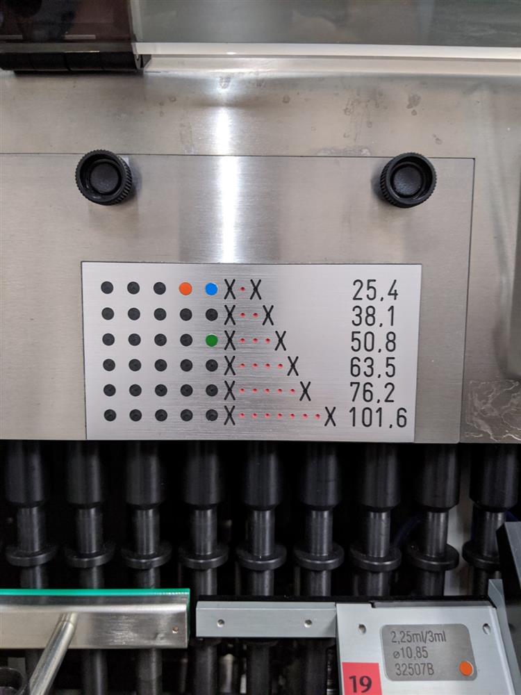 Image Automatic Syringe Inspection Machine 1472831
