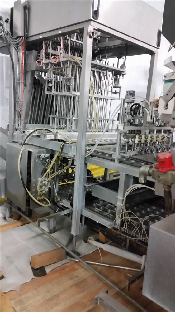 Image High Speed Cup Filling Line for 75mm Juice Cups 1472846