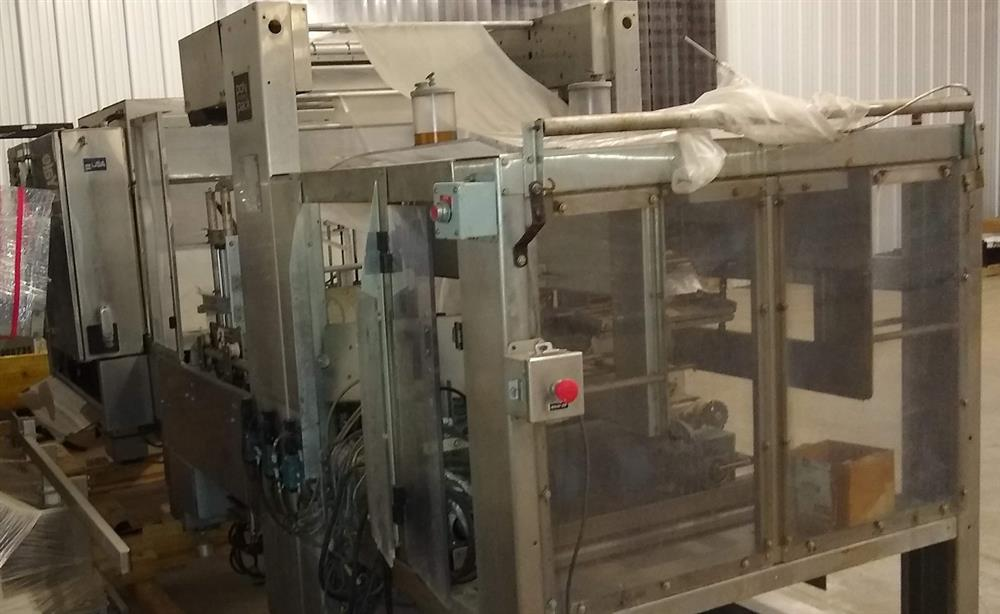 Image High Speed Cup Filling Line for 75mm Juice Cups 1472855