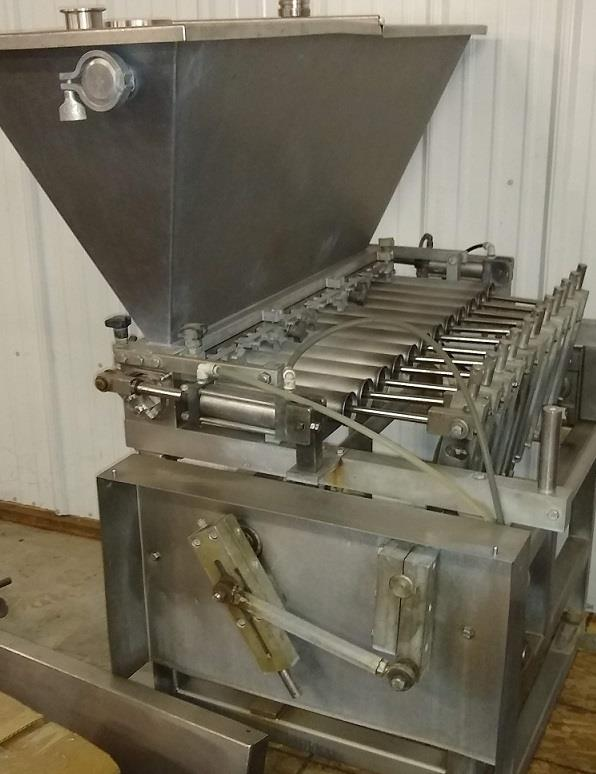 Image High Speed Cup Filling Line for 75mm Juice Cups 1472848