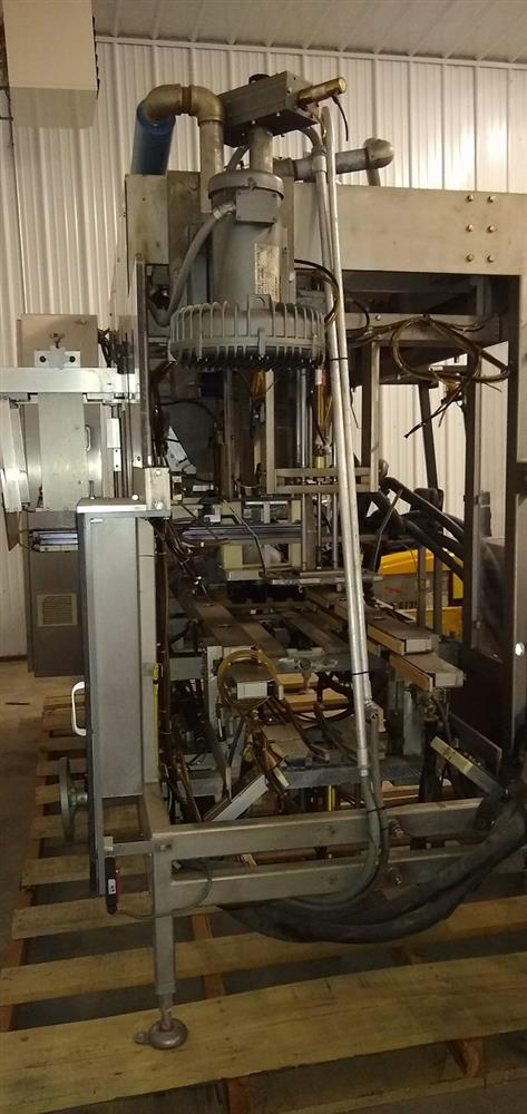 Image High Speed Cup Filling Line for 75mm Juice Cups 1472852