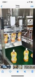 Image Auto Liquid Filling and Capping Pouch Machine  1472990