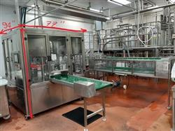 Image Auto Liquid Filling and Capping Pouch Machine  1478519