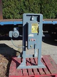 Image 2 Cu. Ft. PATTERSON KELLEY Duplex Plow Blender - Carbon Steel 1473124