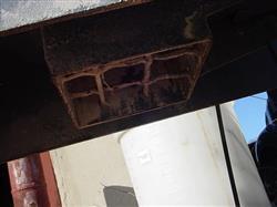 Image 2 Cu. Ft. PATTERSON KELLEY Duplex Plow Blender - Carbon Steel 1473126