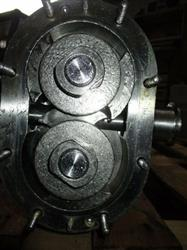 Image 1.5in WAUKESHA 030 Positive Displacement Pump - Sanitary Stainless Steel 1480898