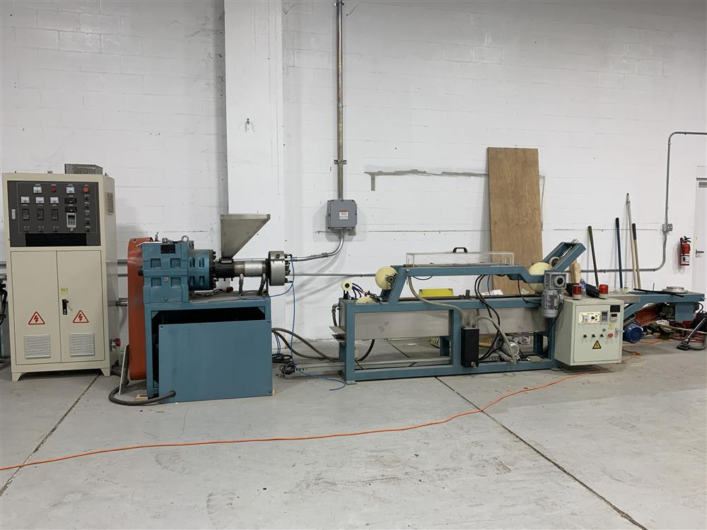 Image PVC/Magnet Extruding Line 1473154