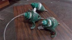 Image LIGHTNIN Air Drive Mixer with GAST Air Motor 1473159