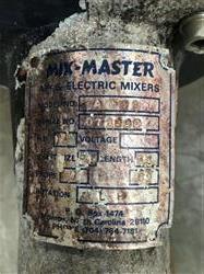 Image 1.5 HP MIXMASTER ANBD Motor 1473225