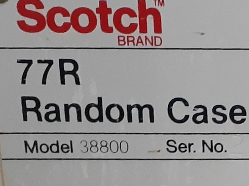 Image SCOTCH 3M MATIC Random Case Sealer - 77r, 115 volt 1473648