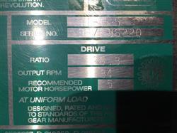 Image 5 HP LIGHTNIN Mixer Drive Gearbox - Model 71C5, Unused 1474094