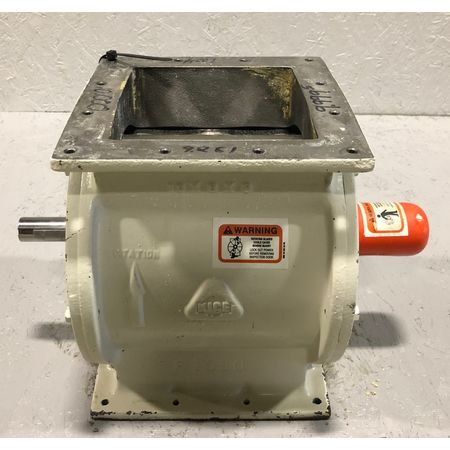 Image 8in KICE Square Body Rotary Valve 1474681