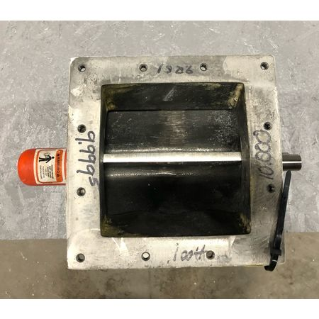 Image 8in KICE Square Body Rotary Valve 1474682