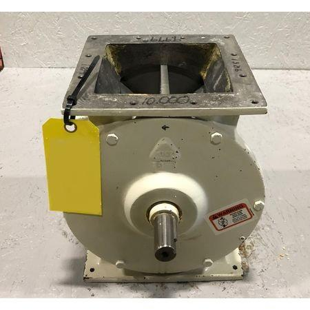 Image 8in KICE Square Body Rotary Valve 1474738