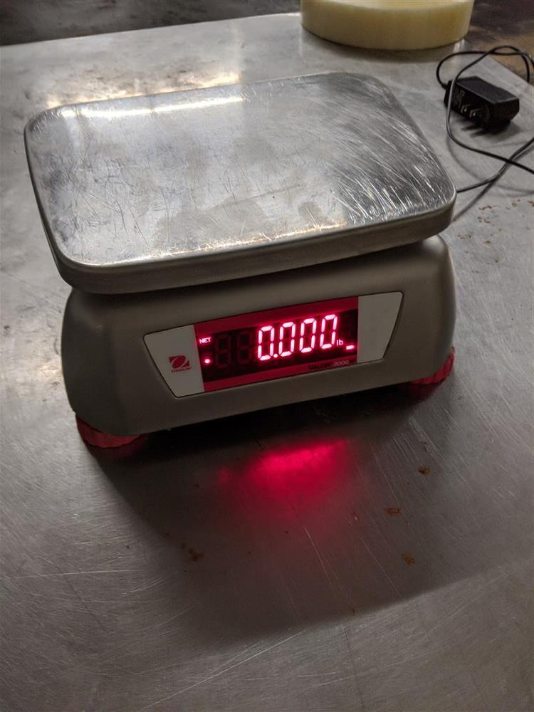 Image OHAUS Valor 2000W Scales 1474736