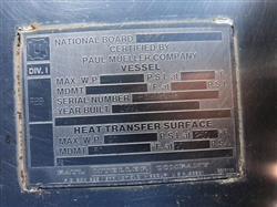Image 800 Gallon MUELLER Insulated Tank 1515639