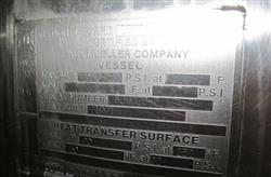 Image 800 Gallon MUELLER Insulated Tank 1474804