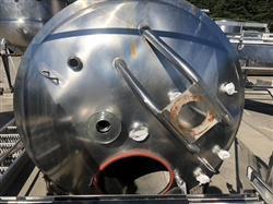 Image 800 Gallon MUELLER Insulated Tank 1515635