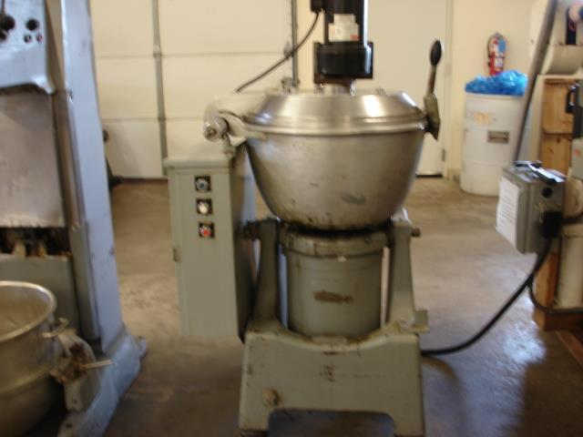 Image STEPHAN Vertical Cutter Mixer with 60 Qt. Bowl 1474890