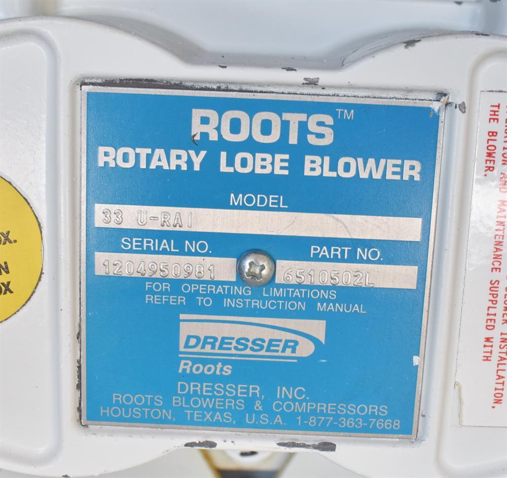 Image ROOTS 33 URAI Rotary Lobe Blower 1474911