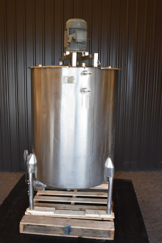 Image 250 Gallon Tank with Homogenizer 1474935