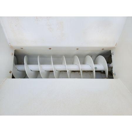 Image 9in Dia. X 20ftL Drop-Bottom U-Trough Screw Conveyor 1475063