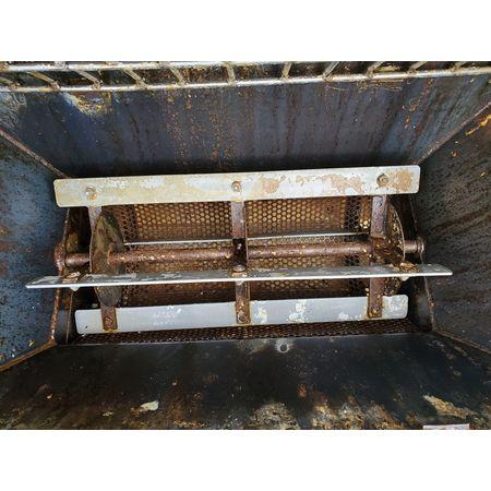 Image Bag Dump Station with Sifter / Lump Breaker 1475075