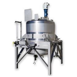 Image 750 Gallon WALKER Weigh Batch Mix Tank Processor - 316 Stainless Steel 1475082