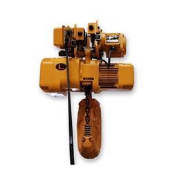 Image 2 Ton HARRINGTON Hoist with Trolley - 14 ft/min 1475094