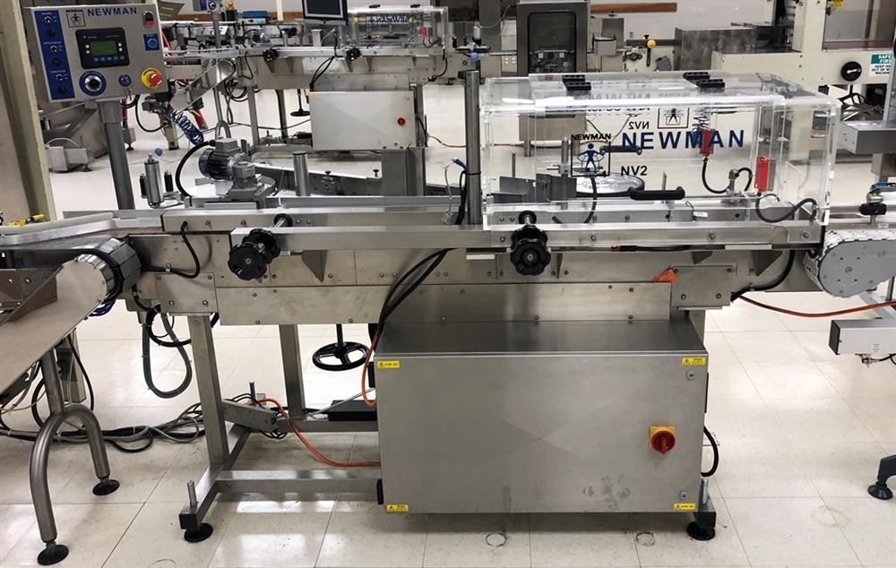 Image NEWMAN NV2 Pressure Sensitive Labeler 1475175