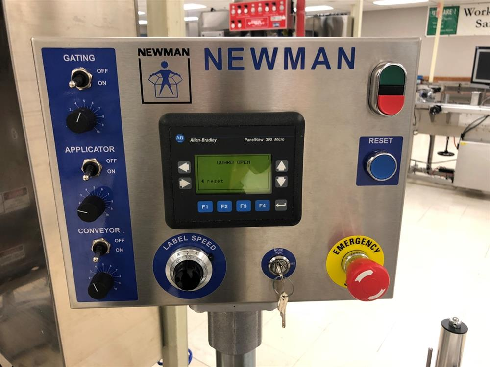 Image NEWMAN NV2 Pressure Sensitive Labeler 1475178