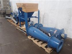 """Image 20"""" FLEXICON Cyclone with Secondary Separator - Unused  1475400"""