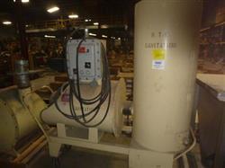 Image SPENCER Portable Industravac System Vacuum System - Model PA-610A-MOD 1475477