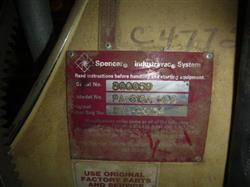 Image SPENCER Portable Industravac System Vacuum System - Model PA-610A-MOD 1475478