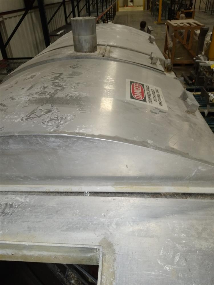 Image 150 Cu. Ft. MARION Mixer - Carbon Steel 1475990