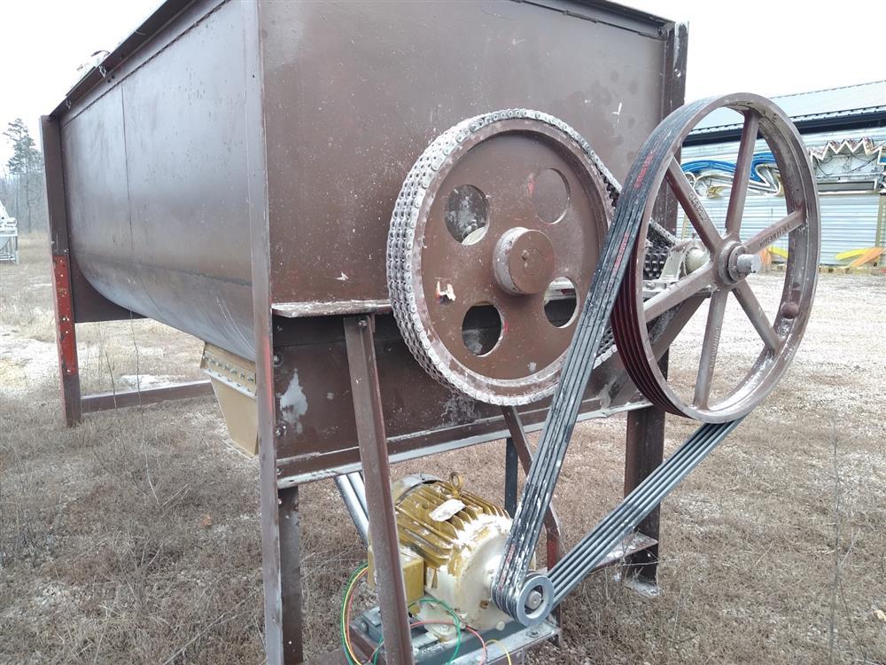 Image 150 Cu. Ft. MARION Mixer - Carbon Steel 1475992