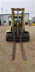 Image CLARK C500 100 Forklift 1476037
