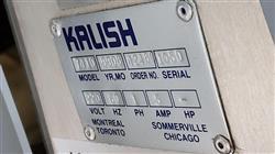 Image KALISH Kalisort 60 Bulk Bottle Unscrambler and Cleaner 1476073
