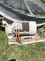 Image 100 HP SIEMENS Air Compressor Motor 1476233
