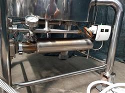 Image TECNINOX Model110 LT Heated Mixing Tank 1476341