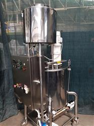 Image TECNINOX Model110 LT Heated Mixing Tank 1476342