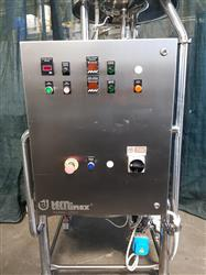Image TECNINOX Model110 LT Heated Mixing Tank 1476336