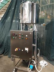 Image TECNINOX Model110 LT Heated Mixing Tank 1476337