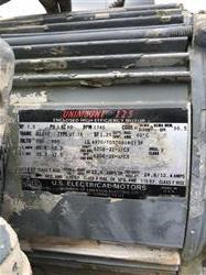Image 7.5 HP Electric Motor  1476364