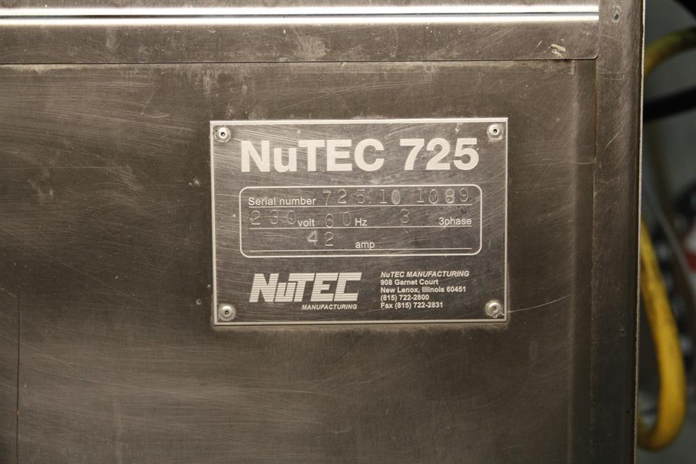 Image NU-TEC 725 Depositor Food Shaper 1477210