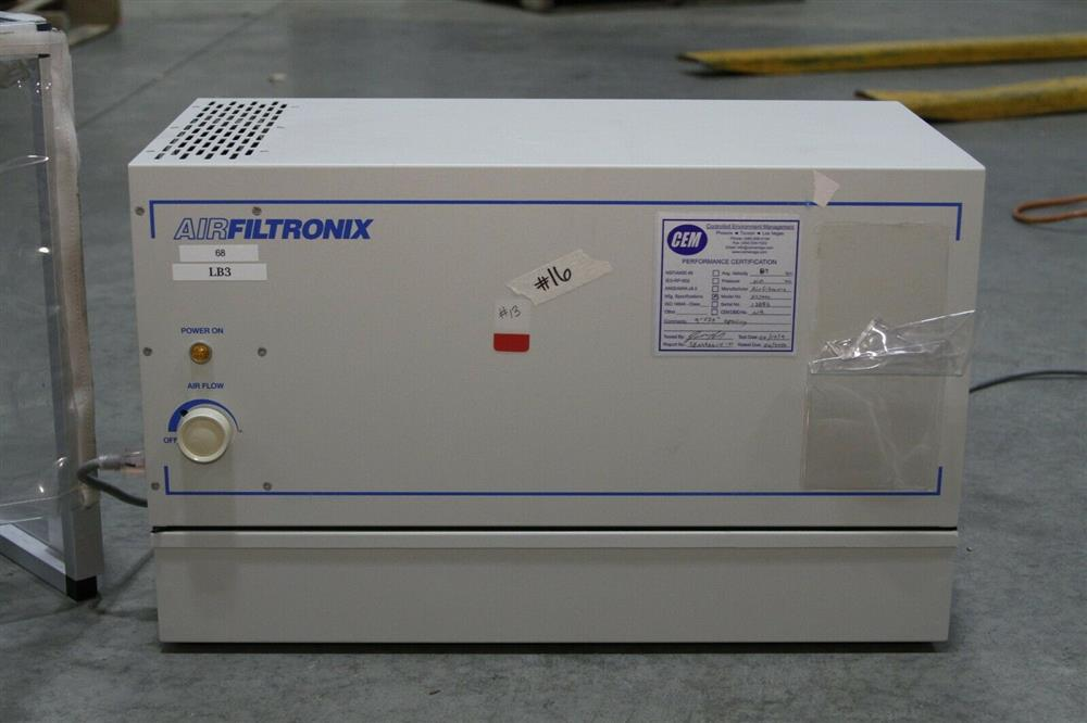 Image AIRFILTRONIX Fume Extractor with Hood 1477398